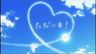 Mahoromatic: Tadaima Okaeri OP [Tadaima no Kaze] 映像は前編と後編を...