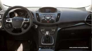 2013 Ford Kuga Interior and Exterior Tour