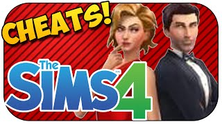 Sims 4 - ALL CHEATS LISTED!