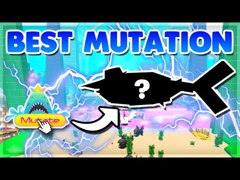 *NEW* SHARK EVOLUTION FINAL MUTATION! GETTING TONS OF ATLANTIS COINS! AND MORE!