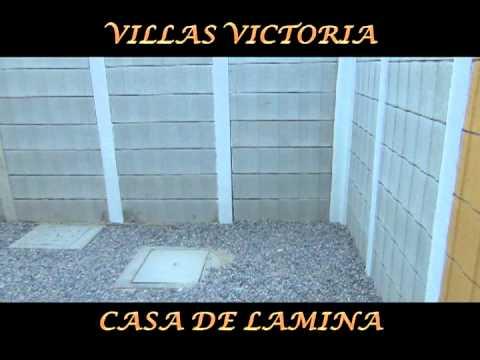 Casa de lamina youtube for Casas de madera para el jardin