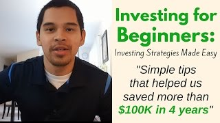 Investing For Beginners: Investing Strategies Made Easy
