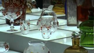 видео Музей хрусталя в городе Гусь-Хрустальный