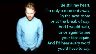Alex Clare Relax My Beloved Acoustic Version Lyrics