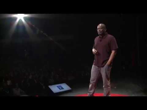My perfect inversion | D'Wayne Edwards | TEDxPortland