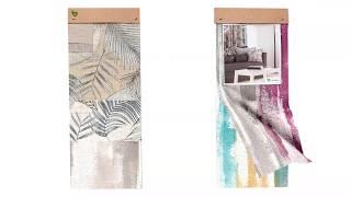 HG 900084 - зразки іспанської декоративної тканини 280см (7 варіантів)