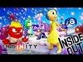 INTENSAMENTE DEL REVÉS INSIDE OUT en Español - Videos de Juegos para Niños - Disney Infinity 3.0