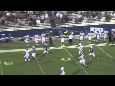 2013 Henderson State Southeastern Oklahoma State Highlights