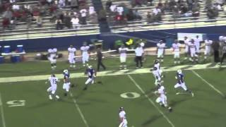 2013 Henderson State Southeastern Oklahoma State Highlights