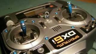 Customizing my DX6i Part 2 - new look