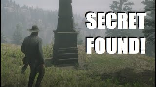 Hidden Treasure Location and New SECRET FOUND in Red Dead Redemption  2!