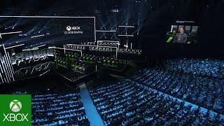 Presentación de Xbox en E3 2018 en menos de 3 minutos (4K)