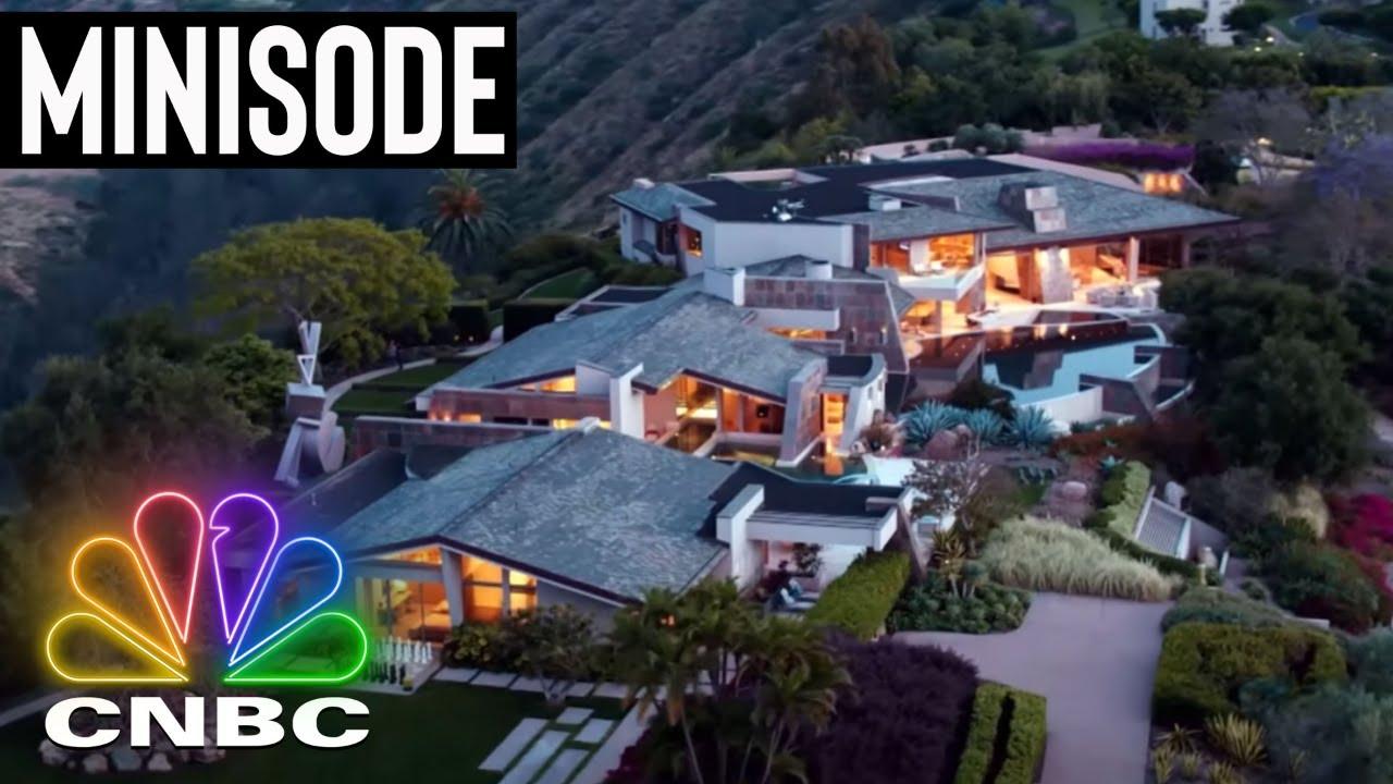 Wealth Talk: Secret Lives of the Super Rich tour $500,000,000 Smart Home/Mansion