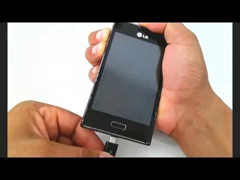 Stock Rom Firmware LG L5  E615, E615F, Como instalar, Atualizar, Restaurar