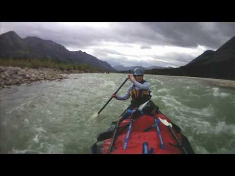 Mountain River Canoe Trip