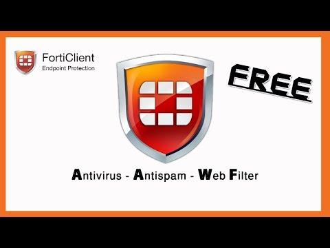Forti Client  (Antivirus - Anti spam - Web filter) Free! BY. Reda Elassal
