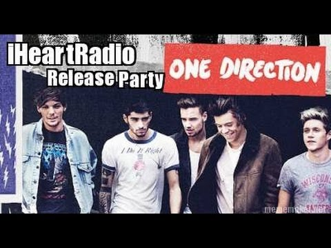 One Direction - iHeartRadio Midnight Memories Release Party