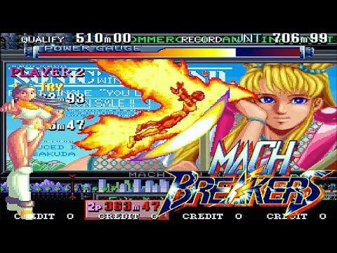 Mach Breakers - Sophia 1CC (Not MAME) / マッハブレイカーズ / 마하 ...