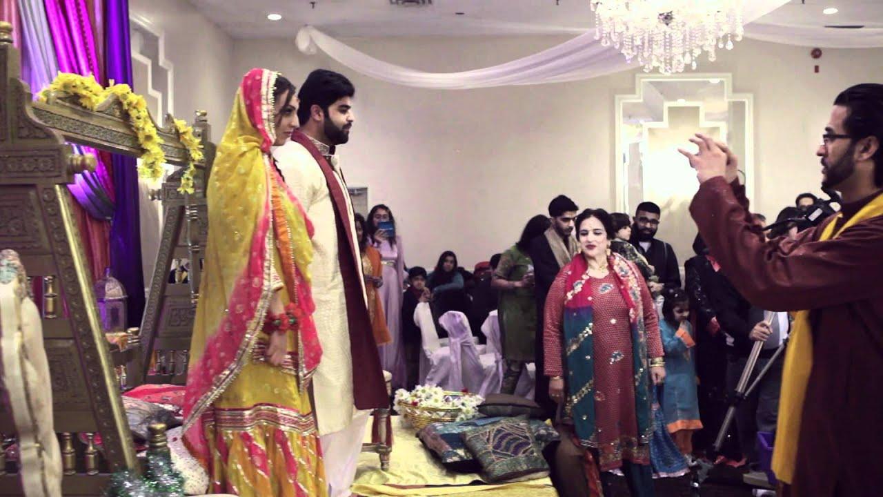 New Cinematic Highlights Muslim Stani Wedding 2017 Hd Toronto Canada
