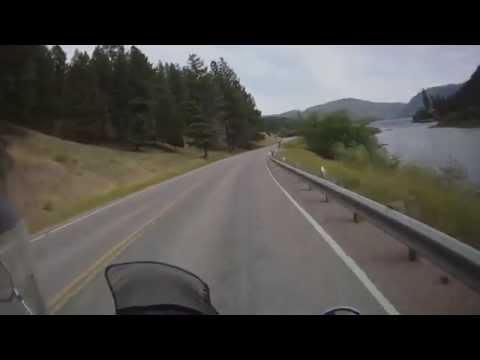 Hwy 83, Salmon Lake, MT