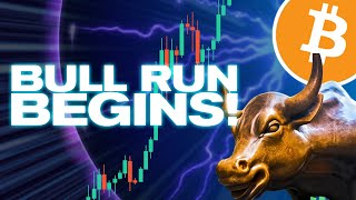 The Bitcoin Bull Run Begins! This Time Will Be Different They Say. Why??