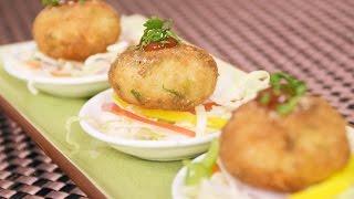 Paneer Kabab - Cottage Cheese Starter Appetizer Crispy Tikki Snack Recipe