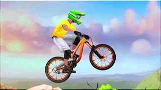 Bike Mayhem Mountain Racing - Gameplay Android & Ios Game - Best Mobile Bike Game