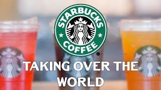 How Starbucks Took Over The World | BusinessKast