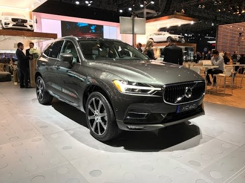 2018 volvo xc60 redline first look 2017 nyias youtube. Black Bedroom Furniture Sets. Home Design Ideas