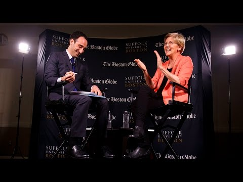 Political Happy Hour with Elizabeth Warren