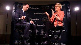 Political Happy Hour with Elizabeth Warren
