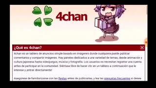 LAS EXTRAÑAS IMÁGENES DE 4CHAN / 2 [ ZMYT ]