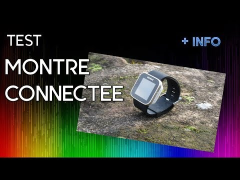 baa637aabcddf ON TESTE UNE MONTRE CONNECTEE ! Sony SmartWatch + INFO! - YouTube