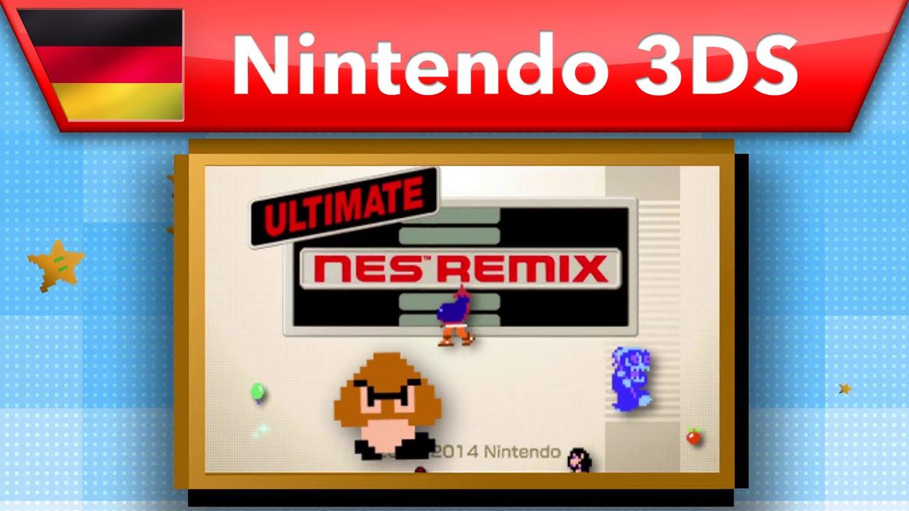 ultimate nes remix 3ds ab 37 49 preisvergleich bei. Black Bedroom Furniture Sets. Home Design Ideas