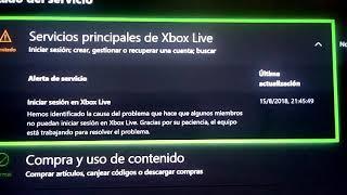 Error de Xbox One 0x800488FC (lo estan arreglando)