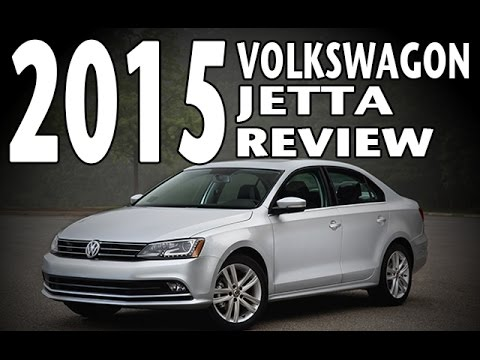 2015 Volkswagen Jetta Review and Test Drive of the German Wonder