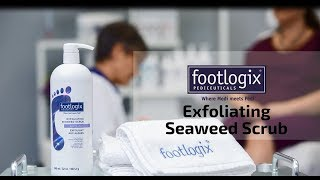 How to use Scrub in Professional Pedicures