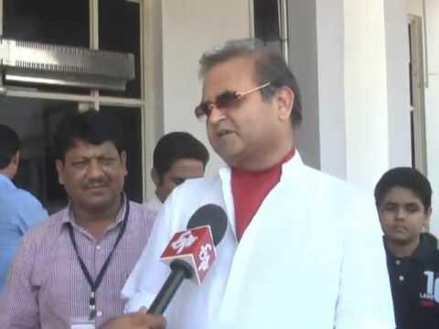 RANA chairman Prem Bhandari reaches Jodhpur