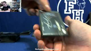 2013-14 UD Black Basketball 6 Box Case Break #1