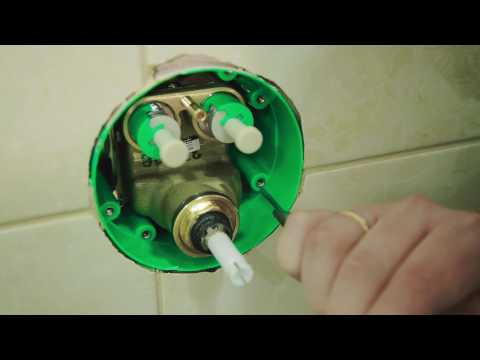 0 - Вбудований змішувач для душу в стіну