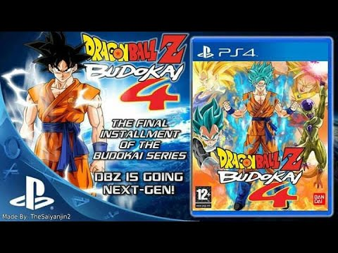 Dragon Ball Z Budokai 4 2019 Youtube