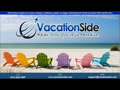 Vacation Side - Relax. Now You're in Paradise. (Nashville Gay LGBT Travel Agency)