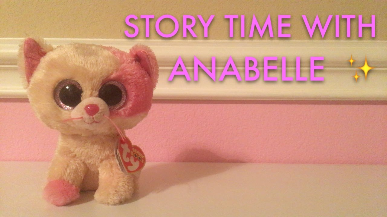 Beanie Boo s  STORY TIME WITH ANABELLE! - YouTube 5d928f247a2
