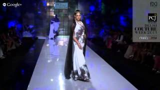 PCJ Delhi Couture Week in association with Audi - Day 3 - PCJ show with Satya Paul