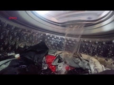 LG Inverter Direct Drive HE Washing Machine - Medium load