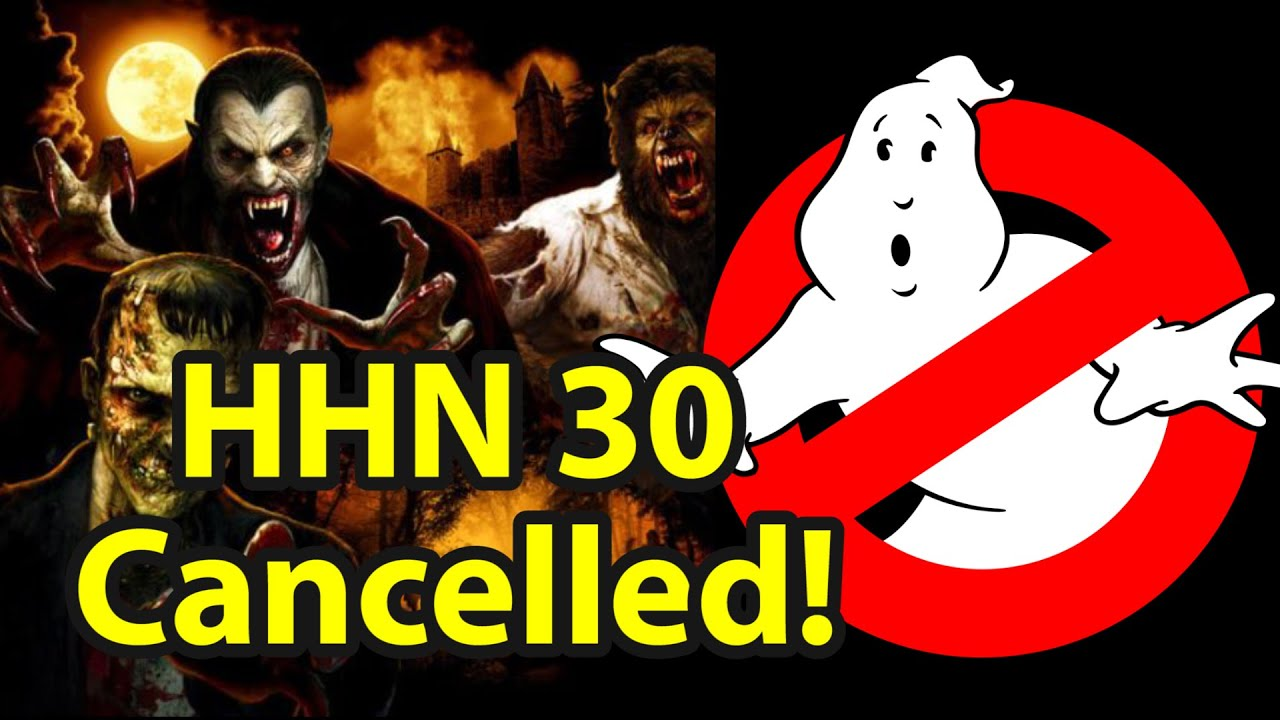 Is Halloween Cancelled 2020 Breaking News!   Halloween Horror Nights Cancelled For 2020   HHN