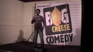 Junior Simpson - Big Cheese Comedy Club 12/11/09