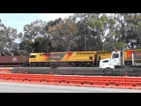 Torrens Rail Junction Project Progress Aug 2017 Greater Adelaide video