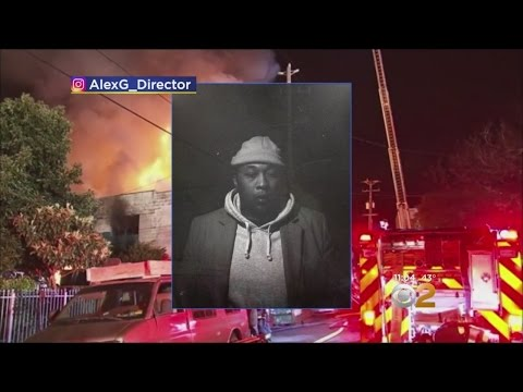 Jersey City Man Missing After Oakland Fire