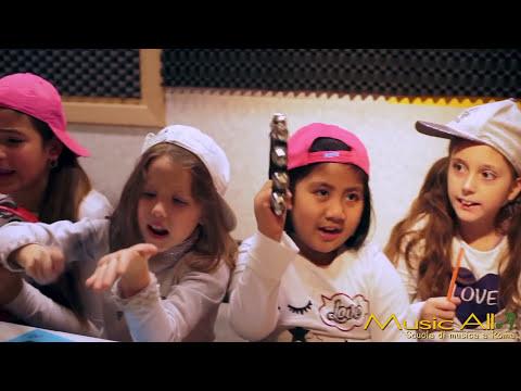 Scuola Rap - Cover Zecchino d'oro - canzoni per bambini